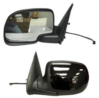 OE Replacement Chevrolet Silverado/GMC Sierra Driver Side Mirror Outside Rear View (Partslink Number GM1320231) Automotive