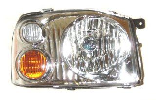 OE Replacement Nissan/Datsun Frontier Passenger Side Headlight Assembly Composite (Partslink Number NI2503130) Automotive
