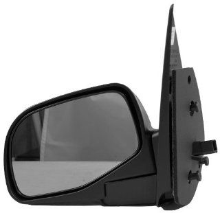 OE Replacement Ford Explorer/Mercury Mountaineer Driver Side Mirror Outside Rear View (Partslink Number FO1320210) Automotive