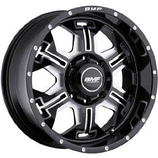 BMF SERE 20 Black Wheel / Rim 8x170 with a 0mm Offset and a 125.2 Hub Bore. Partnumber 463B 090817000 Automotive