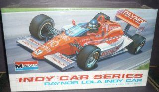 #2909 Monogram Indy Car Series Raynor Lola Indy Car 1/24 Scale Plastic Model Kit Toys & Games