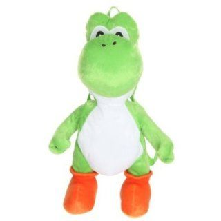 Nintendo Super Mario Bros. Yoshi Plush Backpack Size  One Size Clothing