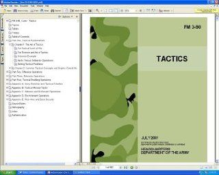 U.S. Army FM 3 90 Tactics Art Of War, Principles Of War, Operational Art Field Manual Guide Book on CD ROM