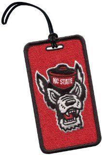 NCAA North Carolina State Wolfpack Luggage Tag Sports & Outdoors