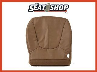 97 98 99 Ford Expedition XLT Prairie Tan Leather Seat Cover LH bottom Automotive