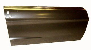 OE Replacement Ford Mustang Front Passenger Side Door Outer Panel (Partslink Number FO1303102) Automotive
