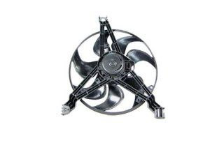 Right Hand Side Replacement Radiator Cooling Fan Assembly Automotive
