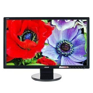 "24"" ASUS VE245H DVI/HDMI Blu ray 1080p Widescreen LED LCD Monitor w/Speakers & HDCP Support (Black) Computers & Accessories"