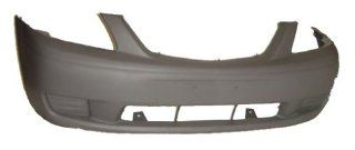 OE Replacement Mazda MPV Front Bumper Cover (Partslink Number MA1000163) Automotive