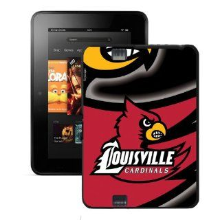 NCAA Louisville Cardinals Kindle Fire HD 7 Inch Case Sports & Outdoors