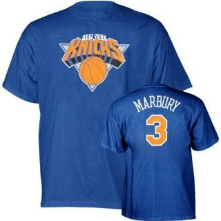 Stephon Marbury New York Knicks Player Number T shirt  Sports Fan T Shirts  Sports & Outdoors