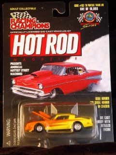 Racing Champions   Hot Rod Magazine   1978 Pontiac Trans AM   164 Scale   Limited Edition 1/19,998   Issue #103 Toys & Games