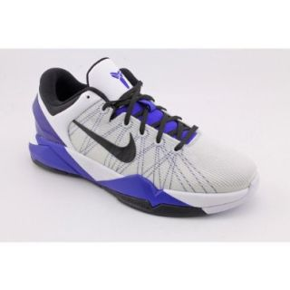 Nike Kobe VII (GS) Big Kids Basketball Shoes 505399 104 White 5 M US Shoes
