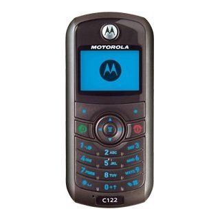 Motorola C122 Unlocked GSM Cell Phone Cell Phones & Accessories