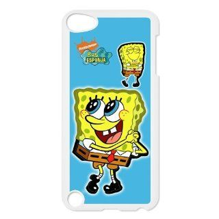 Personalized Music Case SpongeBob SquarePants iPod Touch 5th Case Durable Plastic Hard Case for Ipod Touch 5th Generation IT5SS127  Players & Accessories