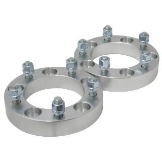 "(2) 1.25"" 5x5.5 to 5x5.5 Wheel Spacers 1/2"" studs Dodge Ram 1500 Ford F 100 Bronco Jeep CJ (5x139.7) Automotive"