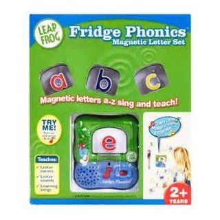 LeapFrog Fridge Phonics ~ Magnetic Alphabet Letters & Music ~ Toys & Games