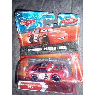 Disney / Pixar CARS Movie Exclusive 155 Die Cast Car with Synthetic Rubber Tires Dale Earnhardt Jr. Toys & Games