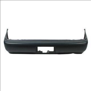 CarPartsDepot 352 441772 20 Pm, Rear Bumper Cover Assembly New Replacement Primed Plastic Automotive