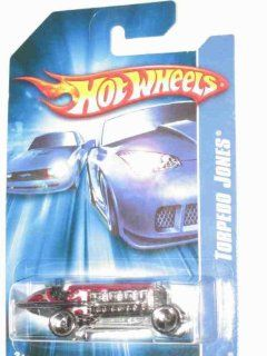 #2006 162 Torpedo Jones 3 Spoke Wheels Collectible Collector Car Mattel Hot Wheels Toys & Games