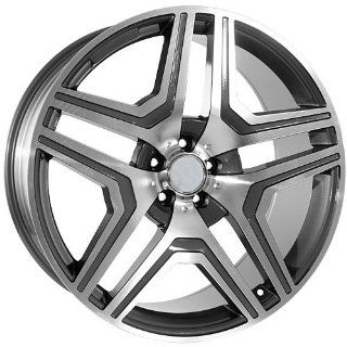 22 Inch Mercedes Benz GL GLK ML Wheels Rims Automotive