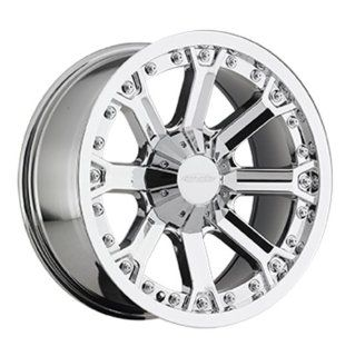 Pro Comp Alloy 6033 2970 Xtreme Alloys Series 6033 Chrome Finish; Size 20x9; Bolt Pattern 8x170mm; Back Space 5 in.; Automotive