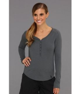 Mountain Hardwear Women's Trekkin Thermal Henley Shirt Clothing