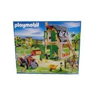 Playmobil Country Farm Playset #5961 Toys & Games