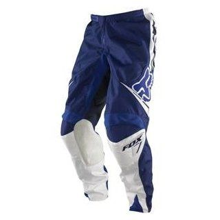 Fox Racing 180 Race Pants   2011   28/Bright Red Clothing
