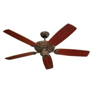 Monte Carlo 5MS52TB Mansion 52 in. Indoor Ceiling Fan   Tuscan Bronze   Energy Star   Ceiling Fans
