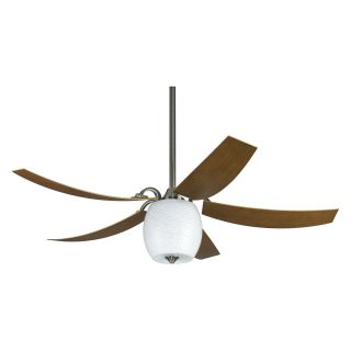 Fanimation FP7930PWW Mariano 52 in. Indoor/Outdoor Ceiling Fan   Pewter   ENERGY STAR   Outdoor Ceiling Fans