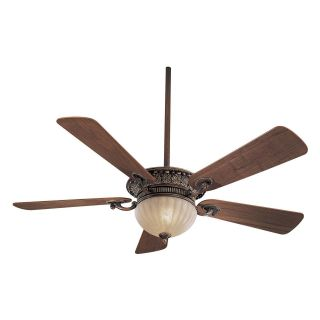Minka Aire F702 BCW Volterra 52 in. Indoor Ceiling Fan   Belcaro Walnut   Ceiling Fans