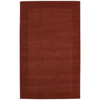 Dynamic Rugs City 2302 Area Rug   Rust   Area Rugs