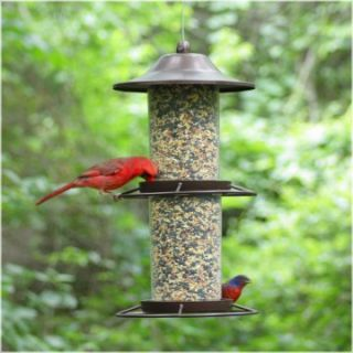 Perky Pet Large Panorama Bird Feeder   Bird Feeders