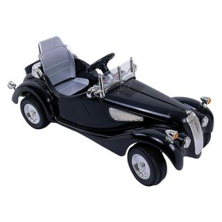 Kalee Classic Car 6 Volt Remote Controlled Riding Toy   Black   Battery Powered Riding Toys