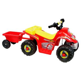 Four Wheeler Battery Powered Mini ATV Ride On Car   Battery Powered Riding Toys