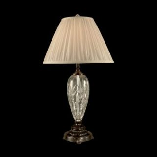 Dale Tiffany Lucy Crystal Table Lamp   Table Lamps