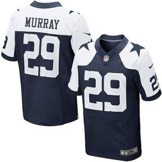 Nike DeMarco Murray Dallas Cowboys Throwback Elite Jersey   Navy Blue