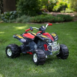 Fisher Price Hot Wheels KFX Battery Powered ATV Riding Toy   Battery Powered Riding Toys