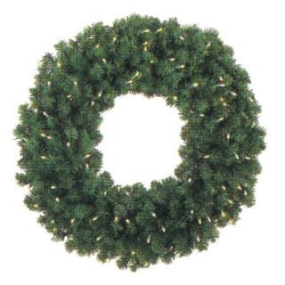 36 in. Pre lit Christmas Wreath   Christmas Wreaths