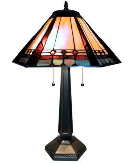 Mission Style Table Lamp   Tiffany Table Lamps