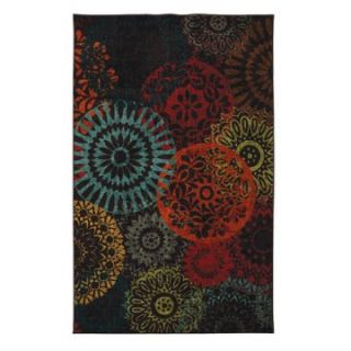 Mohawk Strata Medaglia Dark Chocolate Rug   Area Rugs