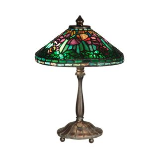 Dale Tiffany Poppy Shade Table Lamp   Tiffany Table Lamps