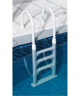 Swim Time Aluminum In Pool Ladder   Swimming Pools & Supplies