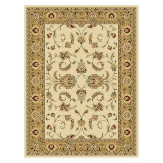 Central Oriental Radiance Amelia Area Rug   Wheat/Gold   Area Rugs