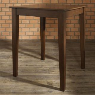 Crosley Tapered Leg Pub Table   Pub Tables