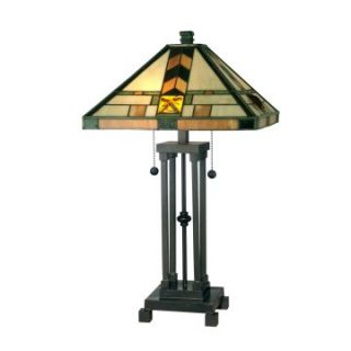 Dale Tiffany Martin Mission Style Table Lamp   Tiffany Table Lamps