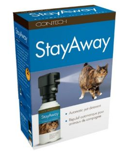 Contech StayAway Automatic Pet Deterrent   Wildlife & Rodent Control
