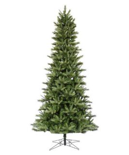 Waconia Slim Pine Unlit Christmas Tree   Christmas