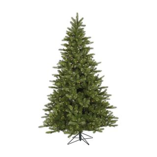 King Spruce Pre Lit LED Christmas Tree   Christmas Trees